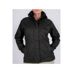 PINEA Damen Outdoor Jacke ARJA Farbe SCHWARZ