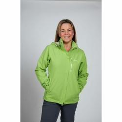 PINEA Damen Outdoor Jacke IIDA Farbe GRÜN