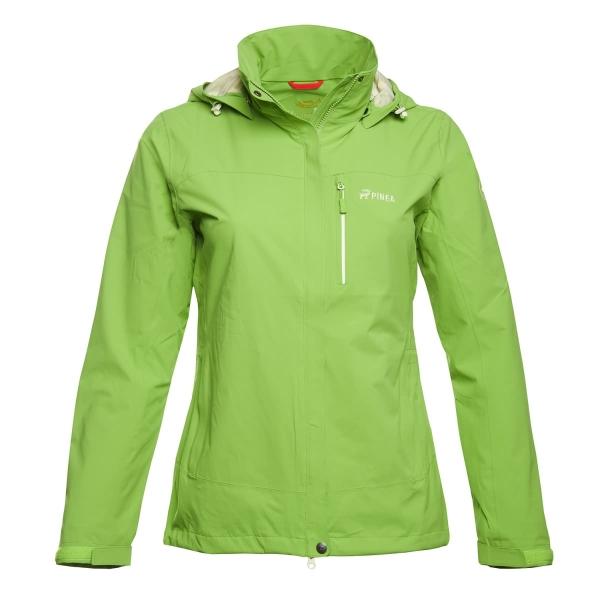 PINEA Damen Outdoor Jacke IIDA Farbe GRÜN Größe 36