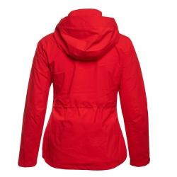 PINEA Damen Outdoor Jacke IIDA Farbe ROT Größe 40