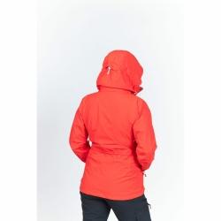 PINEA Damen Outdoor Jacke IIDA Farbe ROT Größe 48