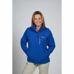 PINEA Damen Outdoor Jacke IIDA Farbe BLAU Größe 46
