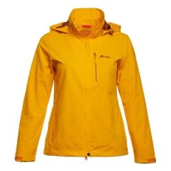 PINEA Damen Outdoor Jacke IIDA Farbe GELB-ORANGE