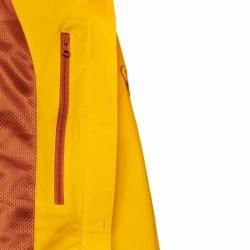 PINEA Damen Outdoor Jacke IIDA Farbe GELB-ORANGE Größe 36