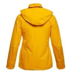 PINEA Damen Outdoor Jacke IIDA Farbe GELB-ORANGE Größe 44