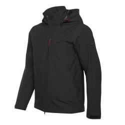 PINEA Herren Outdoor Jacke AKU Farbe SCHWARZ Große M