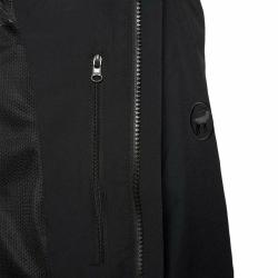 PINEA Herren Outdoor Jacke AKU Farbe SCHWARZ Große L