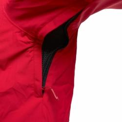 PINEA Herren Outdoor Jacke AKU Farbe ROT