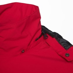 PINEA Herren Outdoor Jacke AKU Farbe ROT Größe M