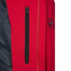 PINEA Herren Outdoor Jacke AKU Farbe ROT Größe 4XL