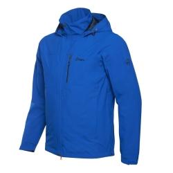 PINEA Herren Outdoor Jacke AKU Farbe BLAU