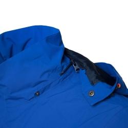 PINEA Herren Outdoor Jacke AKU Farbe BLAU Größe S