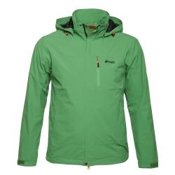 PINEA Herren Outdoor Jacke AKU Farbe GRÜN