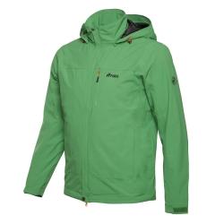 PINEA Herren Outdoor Jacke AKU Farbe GRÜN Größe L