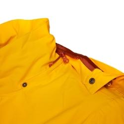 PINEA Herren Outdoor Jacke AKU Farbe GELB-ORANGE Größe XXL