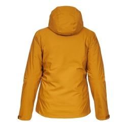 PINEA Damen 5in1 Doppeljacke HELI Farbe GOLDBRAUN Größe 42