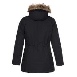 PINEA Damen Winter Mantel ANNE Farbe SCHWARZ Größe 40