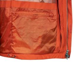 PINEA Herren 5in1 Doppeljacke PEKKA Farbe ORANGE Größe XL