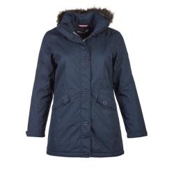 PINEA Damen Mantel PILVI Farbe MAJOLICA BLAU