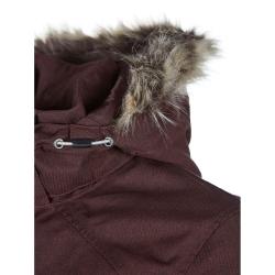 PINEA Damen Mantel PILVI Farbe WEINROT Größe 38