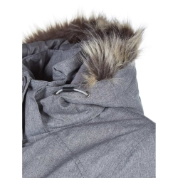 PINEA Damen Mantel PILVI Farbe MITTELGRAU Größe 34