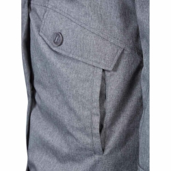 PINEA Damen Mantel PILVI Farbe MITTELGRAU Größe 46