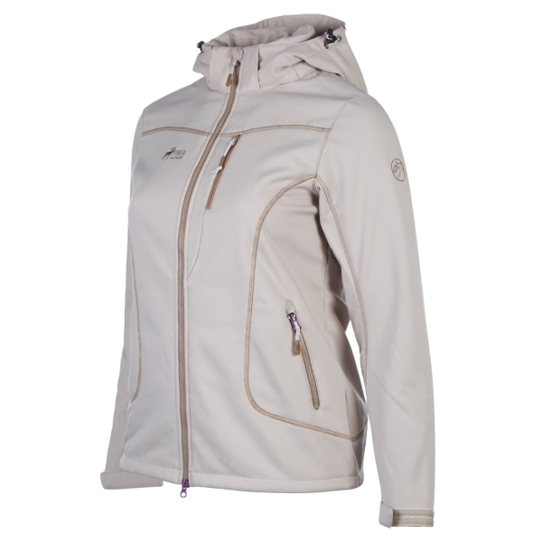 PINEA Damen Winter Softshell Jacke ROOSA