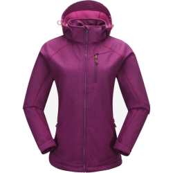 PINEA Damen Softshell Jacke KATA Farbe FUCHSIA