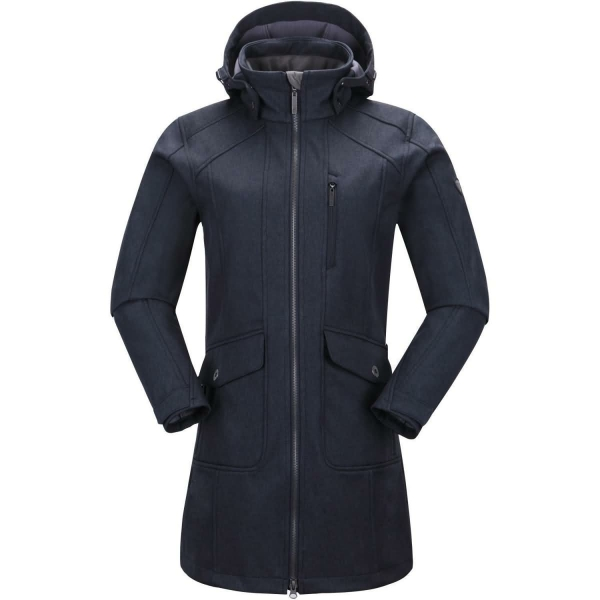 PINEA Damen Softshell Mantel MIMMI