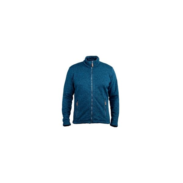 PINEA Herren Fleece Jacke SAKU Farbe DARK BLUE Größe 3XL