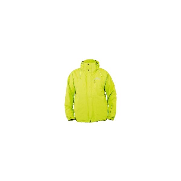 PINEA Herren Ski & Freizeitjacke AATU Farbe LIMONE